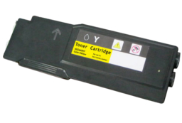 Dell C2660 593-BBBR yellow cartridge