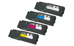 Dell C2660DN C2660 4 pack cartridge