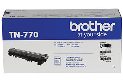 Brother TN760 TN-770 cartridge