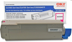 Okidata C830 44059110 magenta cartridge