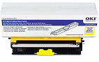 Okidata MC160 44250713 yellow cartridge