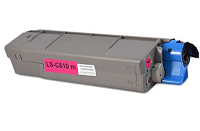 Okidata C610 44315302 magenta cartridge