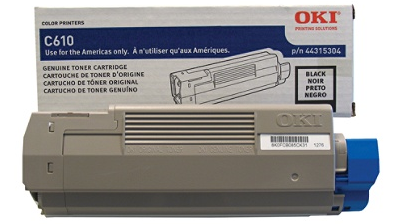 Okidata C610DN 44315301 yellow cartridge