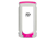 HP DesignJet T2500 727 magenta ink cartridge, (B3P20A)
