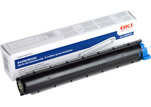Okidata B2400N 43640301 cartridge