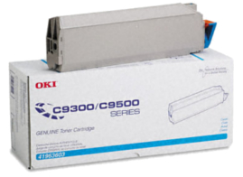 Okidata C9500 41963603 cyan cartridge