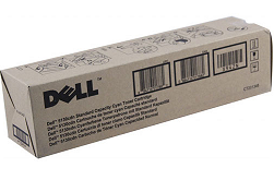 Dell 5130CDN yellow T222N cartridge