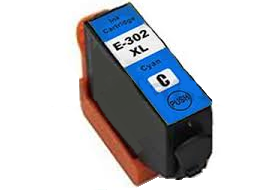 Epson XP-6000 302XL cyan ink cartridge