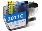 Brother LC-3011 Series LC-3011 cyan ink cartridge