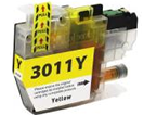 Brother LC-3011 Series LC-3011 yellow ink cartridge