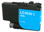 Brother MFC-J995DW XL LC-3035 cyan high capacity, ink cartridge