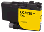 Brother MFC-J995DW XL LC-3035 yellow high capacity, ink cartridge