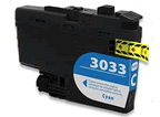 Brother MFC-J995DW XL LC-3033 cyan ink cartridge