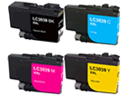 Brother MFC-J5945DW XL LC-3039 4 pack 1 LC-3039 black, 1 LC-3039 cyan, 1 LC-3039 magenta, 1 LC-3039 yellow