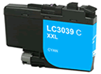 Brother MFC-J5945DW XL LC-3039 cyan high capacity, ink cartridge