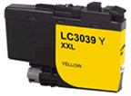 Brother MFC-J5945DW XL LC-3039 yellow high capacity, ink cartridge