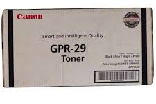 Canon GPR-29 Series GPR29 (2645B004AA) black toner cartridge