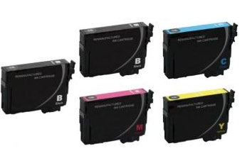 Epson 212XL Series 212XL 5-pack 2 black 212xl, 1 cyan 212xl, 1 magenta 212xl, 1 yellow 212xl