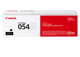 Canon imageCLASS MF643Cdw 054 black toner cartridge