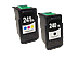 Canon PIXMA MG3122 XL 2-pack 1 black 240xl, 1 color 241xl