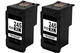 Canon Pixma MG2525 black 2-pack 2 black 245xl