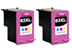 HP Officejet 200 Mobile color 2-pack 2 color 62xl